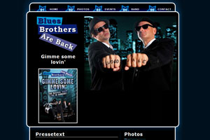 Blues Brothers are back
